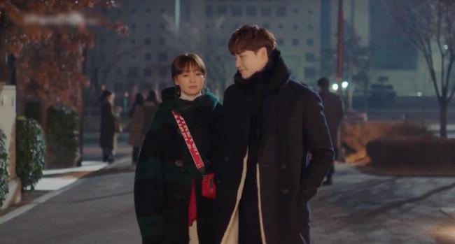 Phụ lục tình yêu: Mang danh chị em nhưng Lee Jong Suk lại tình tứ nắm tay chị gái Lee Na Young thế này - Ảnh 11.