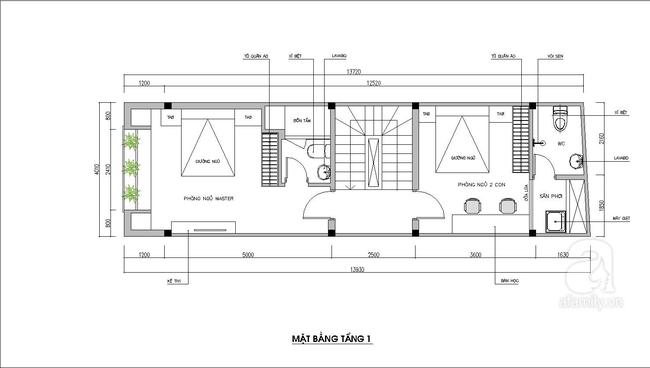 Thiết kế nhà ống trong hẻm: Cách thiết kế nhà ống trong hẻm tiện lợi - Ảnh 2.