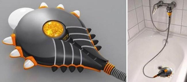 20 phát minh tuyệt vời có thể giúp giải quyết toàn bộ các vấn đề trong phòng tắm của bạn - Ảnh 17.