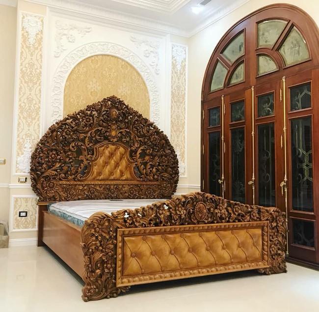 Rò rỉ hình ảnh xa hoa bên trong lâu đài 7 tầng của gia đình cô dâu xinh đẹp nổi tiếng Nam Định - Ảnh 8.