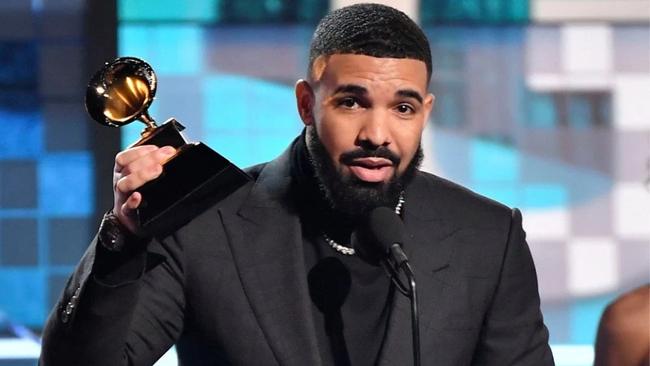 Grammy 2019 lại gây sốc khi cắt ngang phần phát biểu nhận giải của Drake - Ảnh 1.