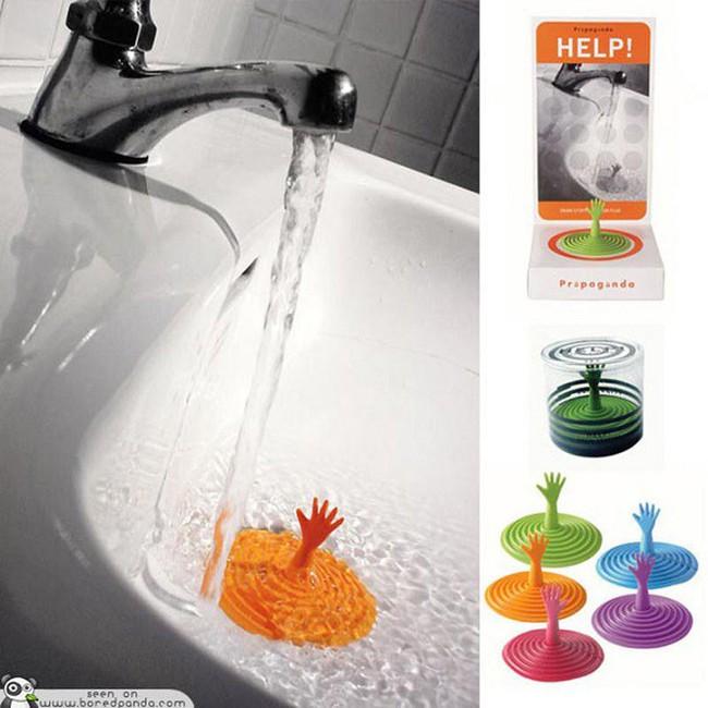 20 phát minh tuyệt vời có thể giúp giải quyết toàn bộ các vấn đề trong phòng tắm của bạn - Ảnh 8.