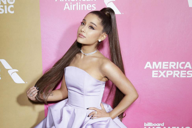 Quay lưng với Grammy 2019, Taylor Swift để hạng mục duy nhất được đề cử rơi vào tay Ariana Grande - Ảnh 2.