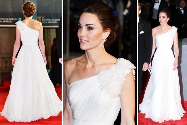 Công nương Kate nhanh chóng trở thành tâm điểm chú ý với vẻ đẹp hoàn hảo.
