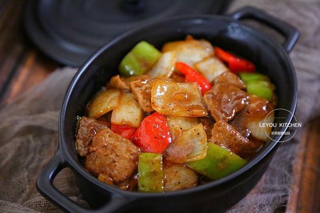 Món bò sốt tiêu đen vừa khô vừa dai là do bạn đã không ướp đúng theo công thức chuẩn này - Ảnh 10.
