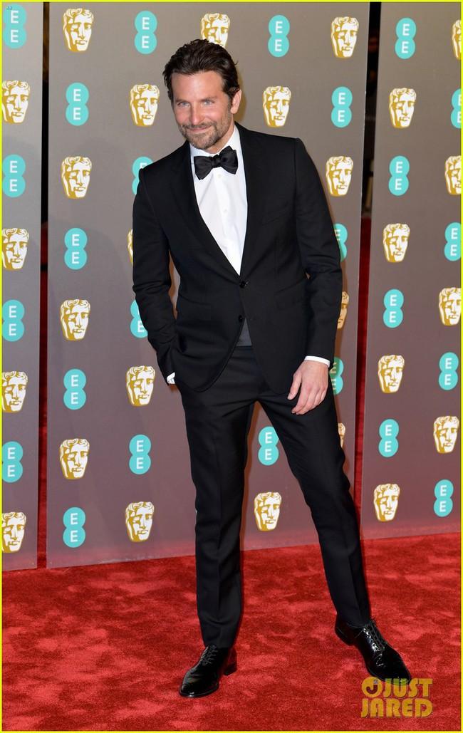 Thảm đỏ Oscar Anh Quốc: Công nương Kate và dàn sao Hollywood khoe nhan sắc tuyệt trần, thật khó chọn ai đẹp nhất! - Ảnh 14.