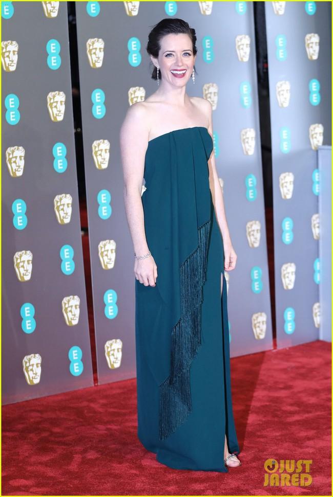 Thảm đỏ Oscar Anh Quốc: Công nương Kate và dàn sao Hollywood khoe nhan sắc tuyệt trần, thật khó chọn ai đẹp nhất! - Ảnh 16.