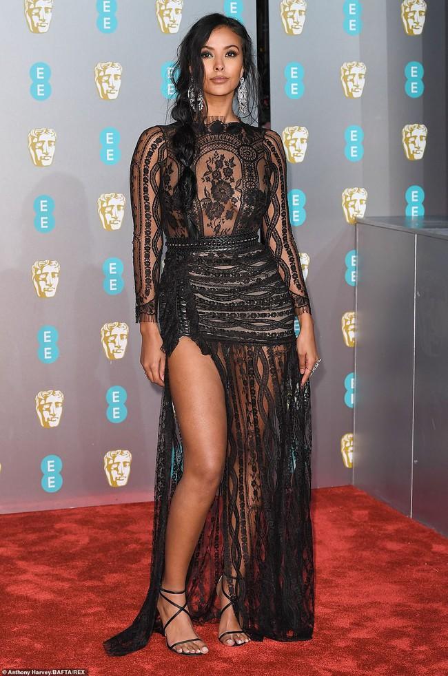 Thảm đỏ Oscar Anh Quốc: Công nương Kate và dàn sao Hollywood khoe nhan sắc tuyệt trần, thật khó chọn ai đẹp nhất! - Ảnh 19.