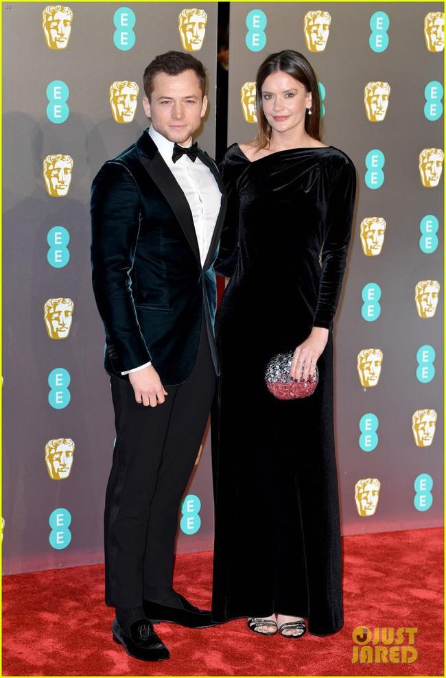 Thảm đỏ Oscar Anh Quốc: Công nương Kate và dàn sao Hollywood khoe nhan sắc tuyệt trần, thật khó chọn ai đẹp nhất! - Ảnh 20.