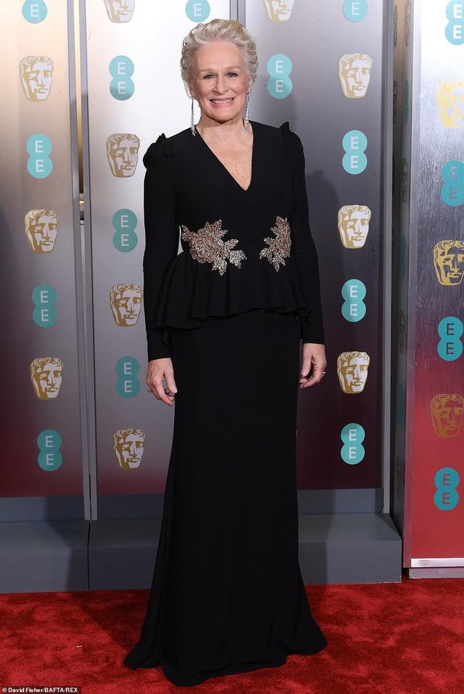 Thảm đỏ Oscar Anh Quốc: Công nương Kate và dàn sao Hollywood khoe nhan sắc tuyệt trần, thật khó chọn ai đẹp nhất! - Ảnh 22.
