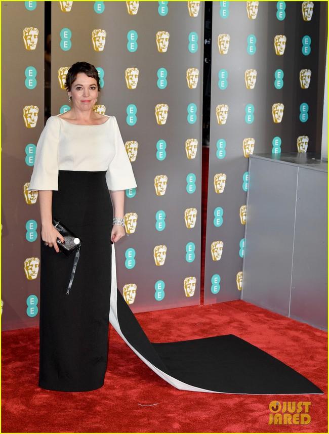Thảm đỏ Oscar Anh Quốc: Công nương Kate và dàn sao Hollywood khoe nhan sắc tuyệt trần, thật khó chọn ai đẹp nhất! - Ảnh 24.
