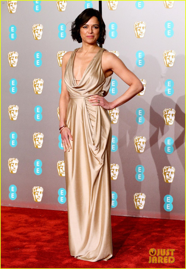 Thảm đỏ Oscar Anh Quốc: Công nương Kate và dàn sao Hollywood khoe nhan sắc tuyệt trần, thật khó chọn ai đẹp nhất! - Ảnh 26.