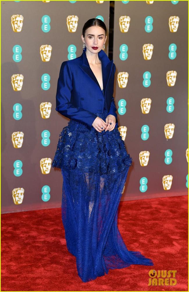 Thảm đỏ Oscar Anh Quốc: Công nương Kate và dàn sao Hollywood khoe nhan sắc tuyệt trần, thật khó chọn ai đẹp nhất! - Ảnh 6.