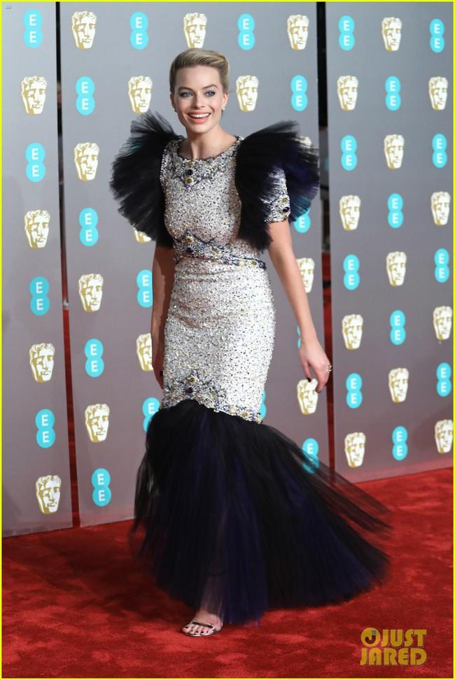 Thảm đỏ Oscar Anh Quốc: Công nương Kate và dàn sao Hollywood khoe nhan sắc tuyệt trần, thật khó chọn ai đẹp nhất! - Ảnh 8.
