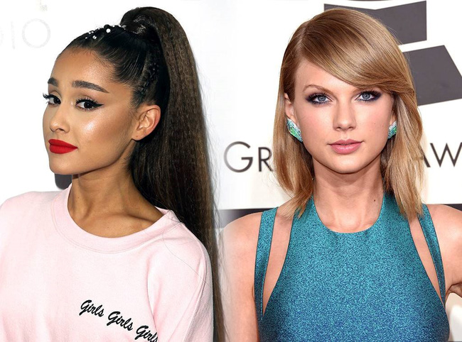 Quay lưng với Grammy 2019, Taylor Swift để hạng mục duy nhất được đề cử rơi vào tay Ariana Grande - Ảnh 1.