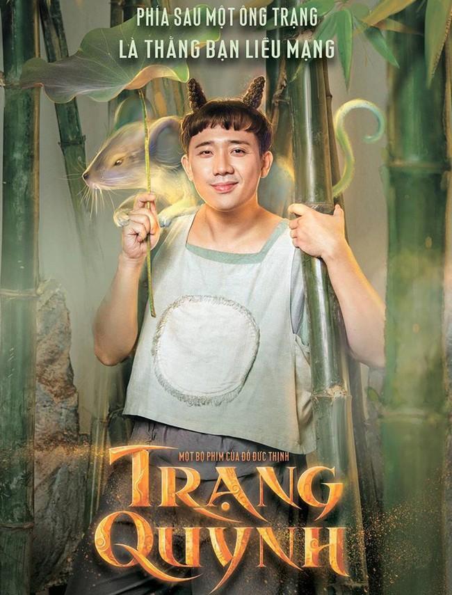 Drama Trạng Quỳnh lại có thêm tình tiết cẩu huyết: Đức Thịnh gọi Trấn Thành là em trai đáng thương  - Ảnh 1.