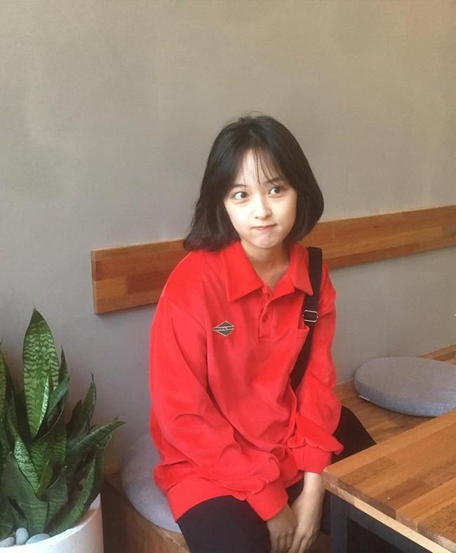 Tìm kiếm cho mình một kiểu tóc ngắn hack tuổi, bạn không thể bỏ qua 5 gợi ý từ các mỹ nhân xứ Hàn  - Ảnh 8.