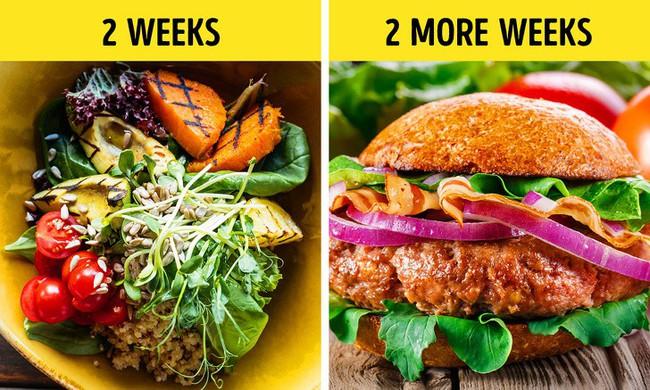 4 chế độ ăn uống có thể giúp bạn giảm cân trong vòng 1 tháng - Ảnh 1.