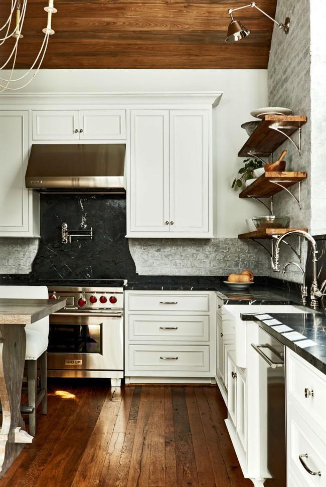 Nhà bếp trong mơ của nhiều người bởi đơn giản nhưng đẹp vượt thời gian - Ảnh 10.