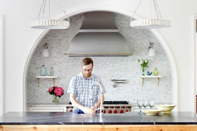 Nhà bếp trong mơ của nhiều người bởi đơn giản nhưng đẹp vượt thời gian - Ảnh 11.