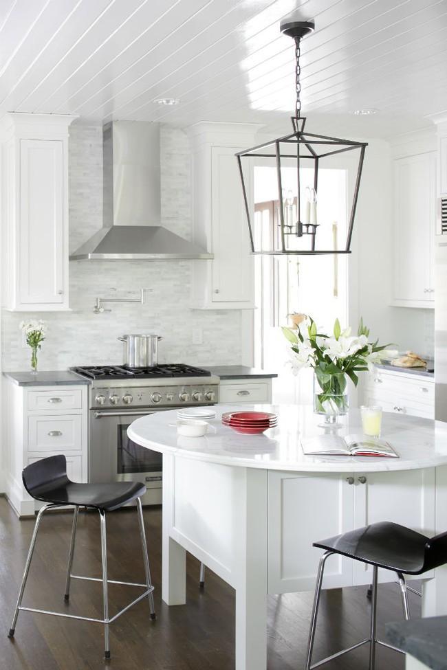 Nhà bếp trong mơ của nhiều người bởi đơn giản nhưng đẹp vượt thời gian - Ảnh 12.