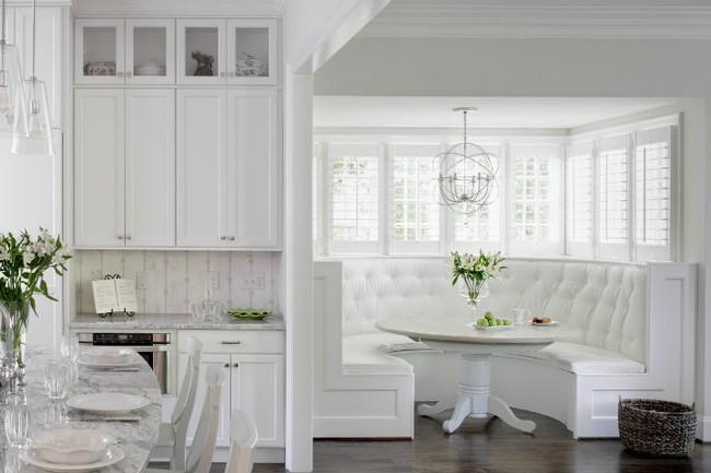 Nhà bếp trong mơ của nhiều người bởi đơn giản nhưng đẹp vượt thời gian - Ảnh 3.