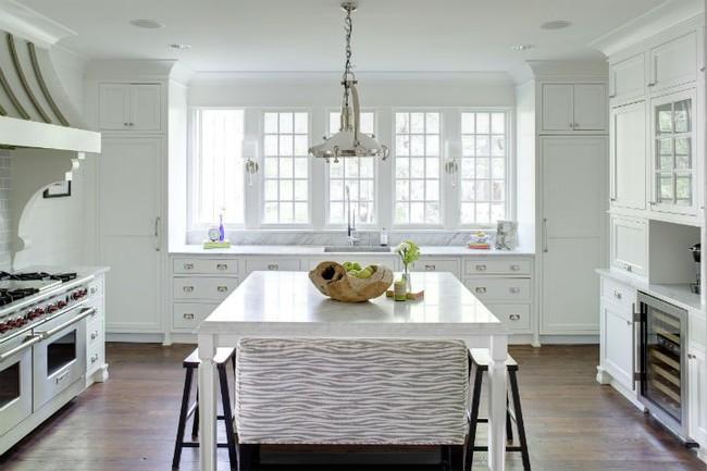 Nhà bếp trong mơ của nhiều người bởi đơn giản nhưng đẹp vượt thời gian - Ảnh 5.