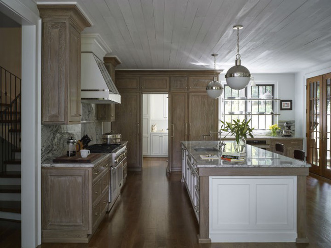 Nhà bếp trong mơ của nhiều người bởi đơn giản nhưng đẹp vượt thời gian - Ảnh 6.