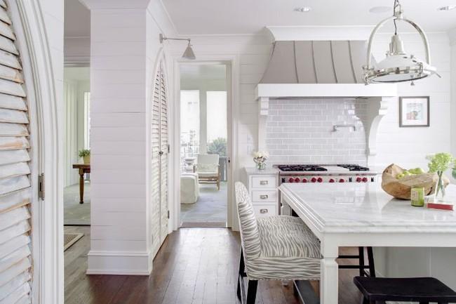 Nhà bếp trong mơ của nhiều người bởi đơn giản nhưng đẹp vượt thời gian - Ảnh 7.
