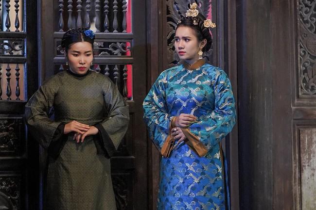 Bí mật Trường Sanh cung: Hết nô tỳ, phi tần, đến lượt Hoàng hậu cũng bị giết dưới tay Trang Phi - Cao Thái Hà - Ảnh 3.