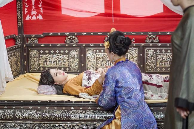 Bí mật Trường Sanh cung: Hết nô tỳ, phi tần, đến lượt Hoàng hậu cũng bị giết dưới tay Trang Phi - Cao Thái Hà - Ảnh 6.