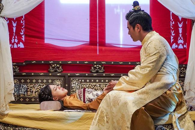 Bí mật Trường Sanh cung: Hết nô tỳ, phi tần, đến lượt Hoàng hậu cũng bị giết dưới tay Trang Phi - Cao Thái Hà - Ảnh 8.