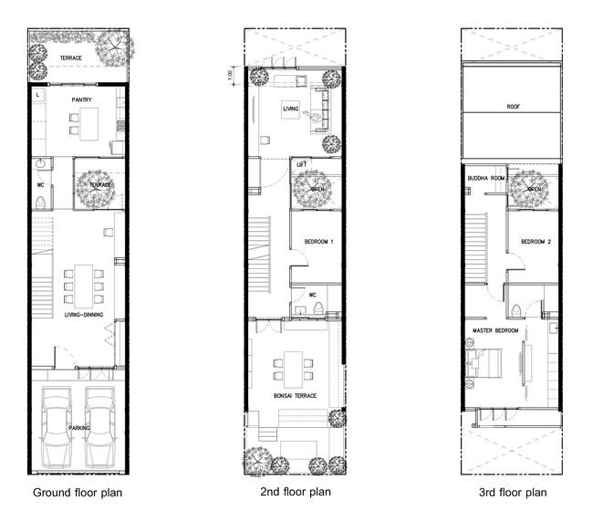 Sau 15 năm bỏ hoang, ngôi nhà 300m² được cặp vợ chồng trẻ hồi sinh cực hiện đại lại có vườn bonsai đáng mơ ước ở ban công - Ảnh 15.