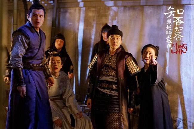 Minh Lan truyện kết thúc: Fan cười tít mắt khi Triệu Lệ Dĩnh - Phùng Thiệu Phong hạnh phúc sống đến già - Ảnh 3.