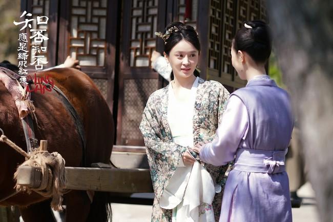Minh Lan truyện kết thúc: Fan cười tít mắt khi Triệu Lệ Dĩnh - Phùng Thiệu Phong hạnh phúc sống đến già - Ảnh 5.