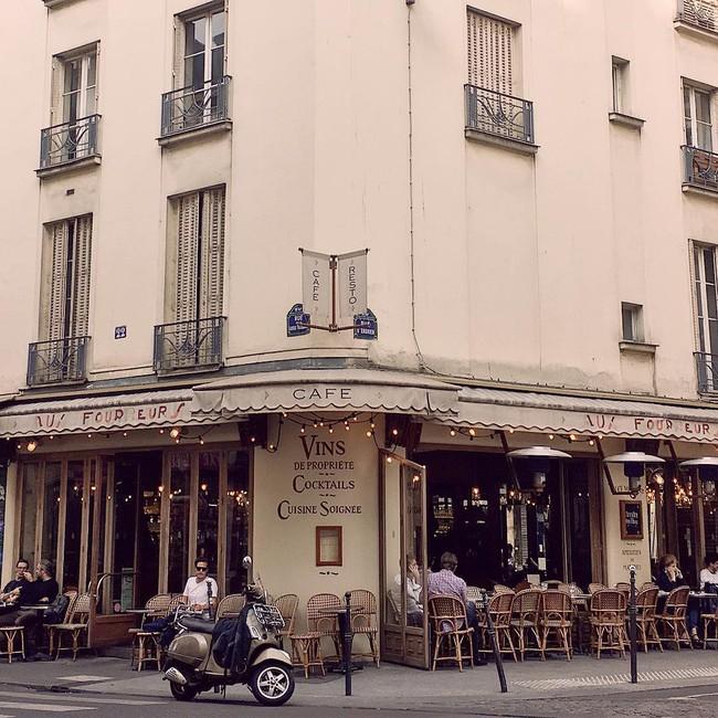 Văn hóa cafe vỉa hè ở kinh đô ánh sáng Paris có gì độc đáo hơn so với cafe bệt Hà Nội, Sài Gòn?  - Ảnh 18.