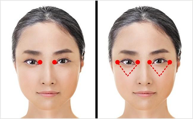 Nhờ thao tác chưa đến 1 phút này mà phái đẹp Nhật lúc nào cũng có đôi mắt trong trẻo không chút quầng thâm, nếp nhăn tuổi tác - Ảnh 7.