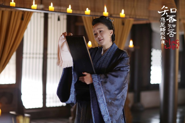 Minh Lan truyện: Bà mẹ kế này cả đời làm hại Phùng Thiệu Phong, nhưng khi phóng hỏa tự thiêu, ai cũng xót xa bật khóc  - Ảnh 5.
