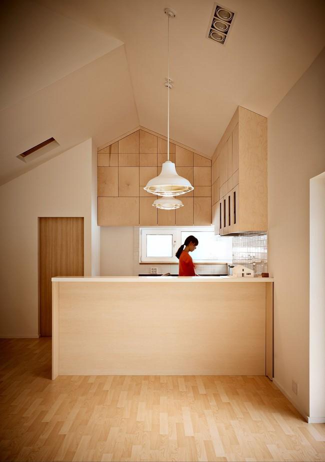 Ngắm ngôi nhà đa thế hệ được thiết kế thông minh lại tiết kiệm chi phí, chiều lòng tất cả các thành viên trong gia đình ở Hàn Quốc - Ảnh 7.