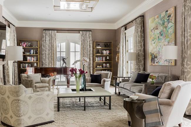 Những mẫu bàn trà cỡ lớn dành riêng cho căn phòng khách rộng rãi của gia đình - Ảnh 7.