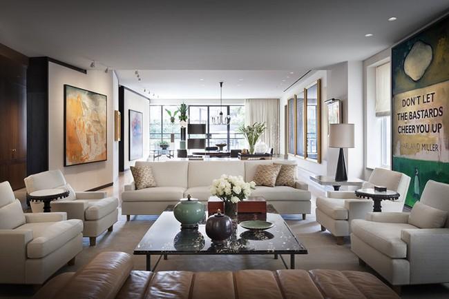 Những mẫu bàn trà cỡ lớn dành riêng cho căn phòng khách rộng rãi của gia đình - Ảnh 12.