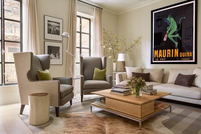 Những mẫu bàn trà cỡ lớn dành riêng cho căn phòng khách rộng rãi của gia đình - Ảnh 13.