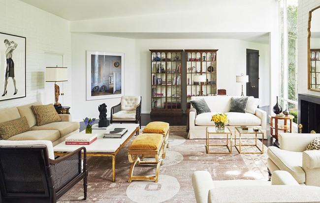 Những mẫu bàn trà cỡ lớn dành riêng cho căn phòng khách rộng rãi của gia đình - Ảnh 14.