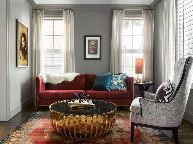 Những mẫu bàn trà cỡ lớn dành riêng cho căn phòng khách rộng rãi của gia đình - Ảnh 15.
