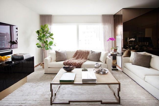 Những mẫu bàn trà cỡ lớn dành riêng cho căn phòng khách rộng rãi của gia đình - Ảnh 20.