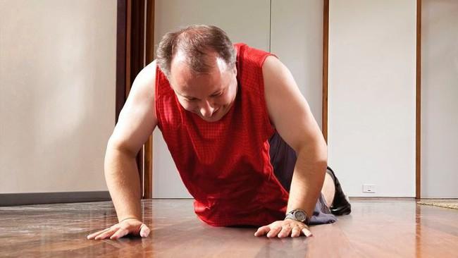 Nghiên cứu từ Harvard: Đàn ông không hít đất nổi 10 cái có nguy cơ mắc bệnh tim rất cao - Ảnh 2.