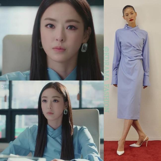 Body đẹp miễn chê nhưng thần thái đỉnh cao mới là thứ giúp Lee Da Hee sang chảnh hóa thành công mọi món đồ - Ảnh 4.