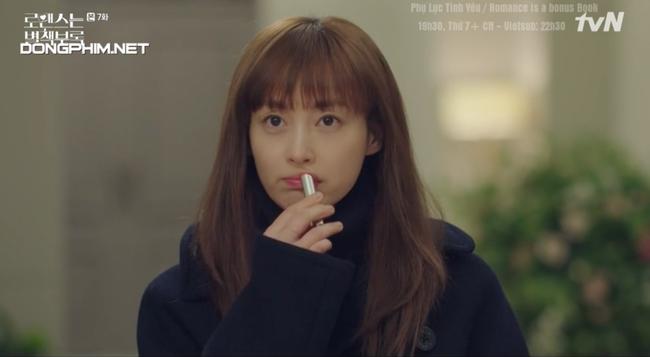 Phụ lục tình yêu: Lee Jong Suk ngậm ngùi nhìn Lee Na Young hẹn hò với trai trẻ - Ảnh 1.