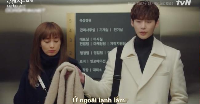 Phụ lục tình yêu: Lee Jong Suk ngậm ngùi nhìn Lee Na Young hẹn hò với trai trẻ - Ảnh 5.