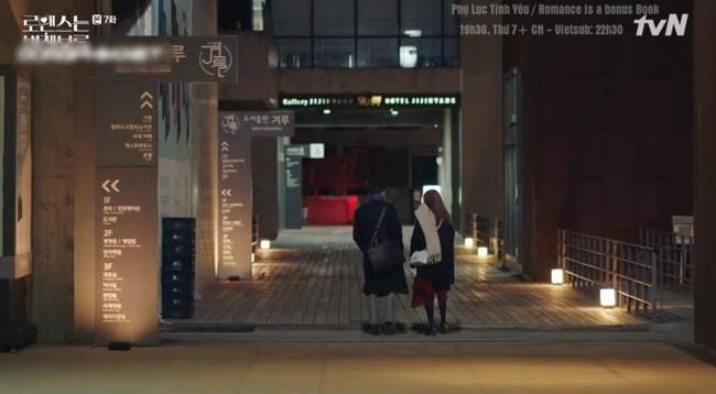 Phụ lục tình yêu: Lee Jong Suk ngậm ngùi nhìn Lee Na Young hẹn hò với trai trẻ - Ảnh 3.